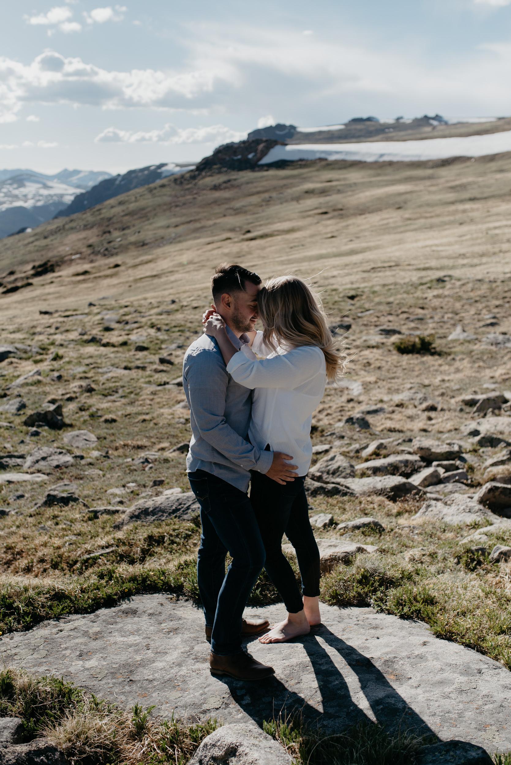 Adventure wedding photographer based in Colorado.