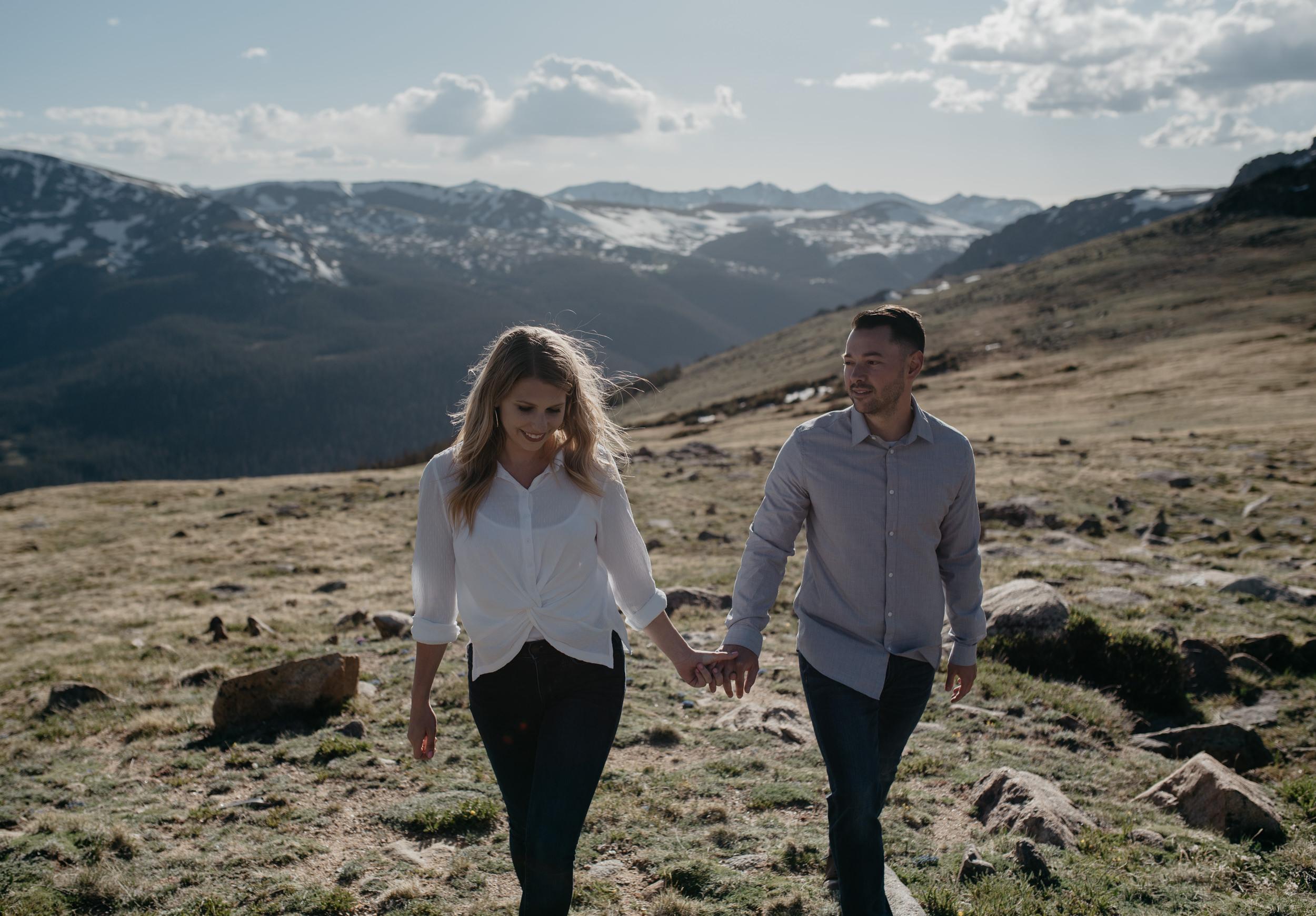 Colorado mountain elopement and wedding photographer