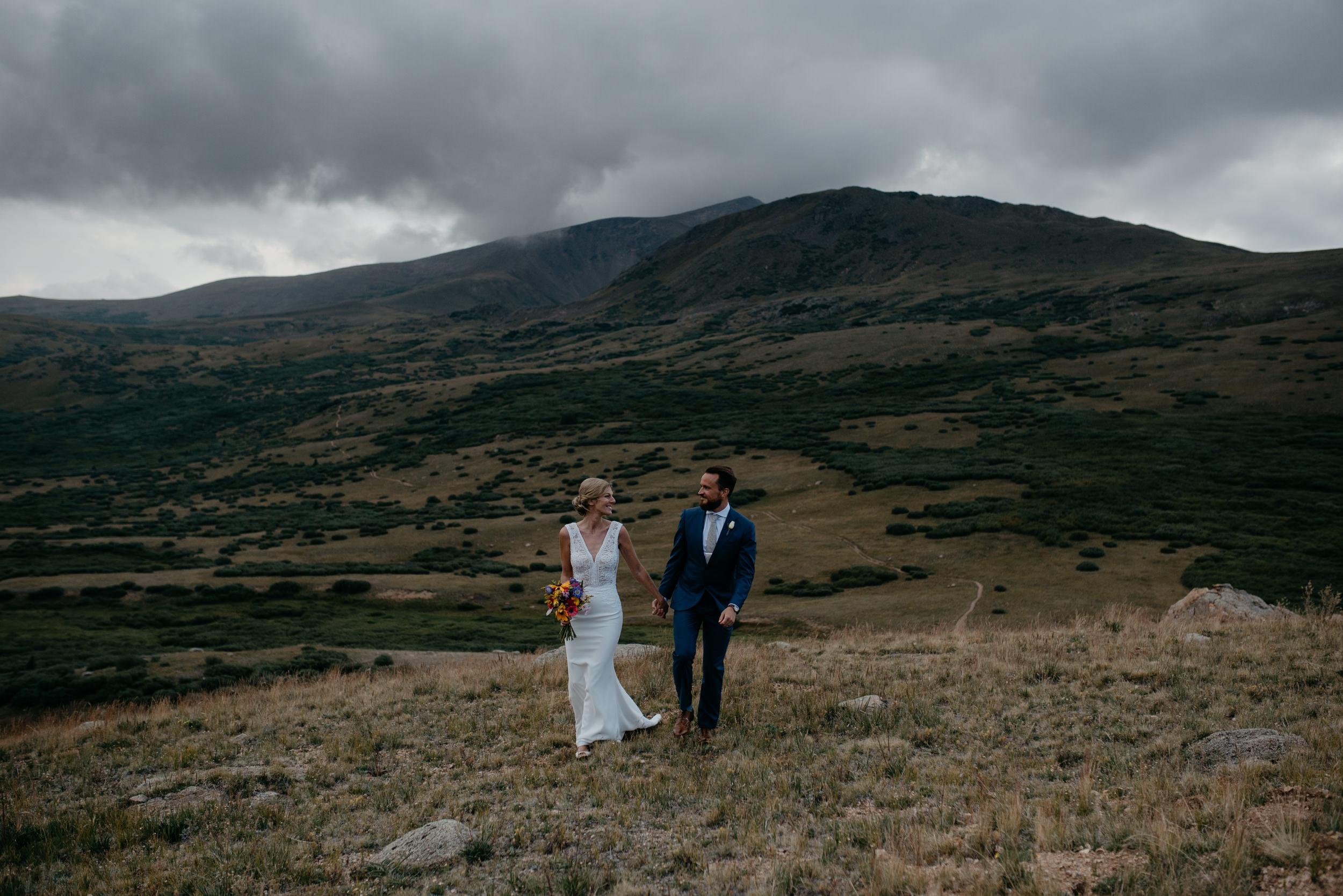 Alyssa Reinhold, Colorado based wedding and elopement photographer