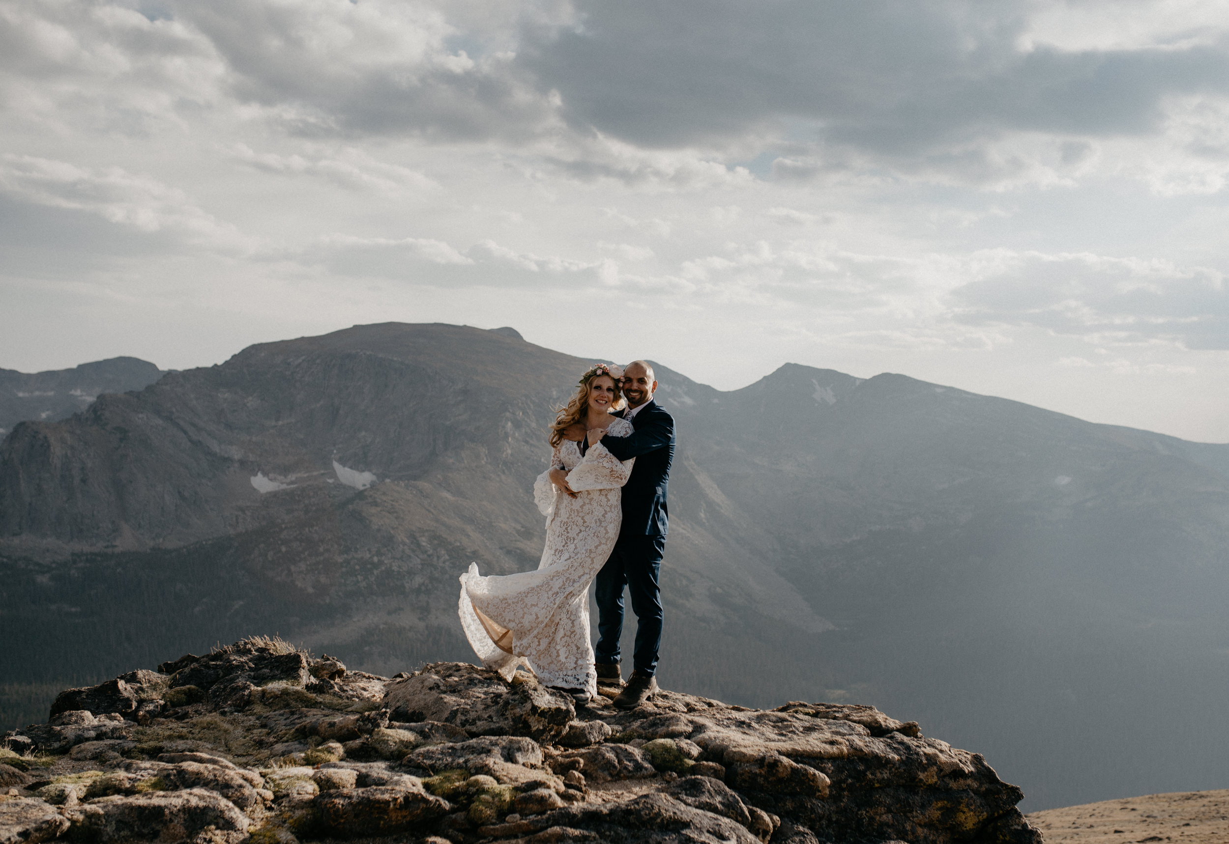 Denver based wedding photographer. Colorado elopement photographer.