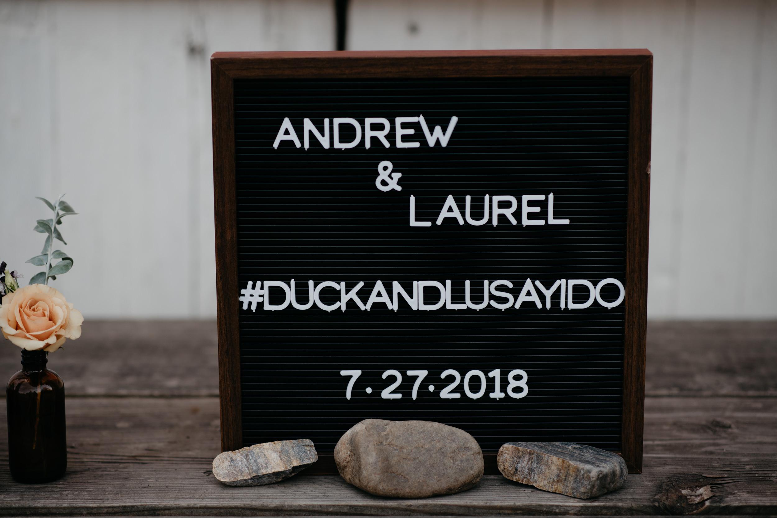 Wedding details for Boulder, Colorado wedding. Three Leaf Farm wedding.