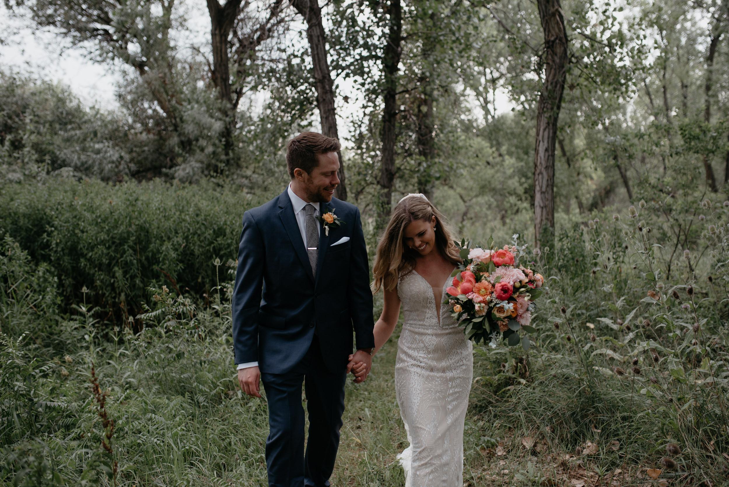 Boulder, Colorado wedding photography.