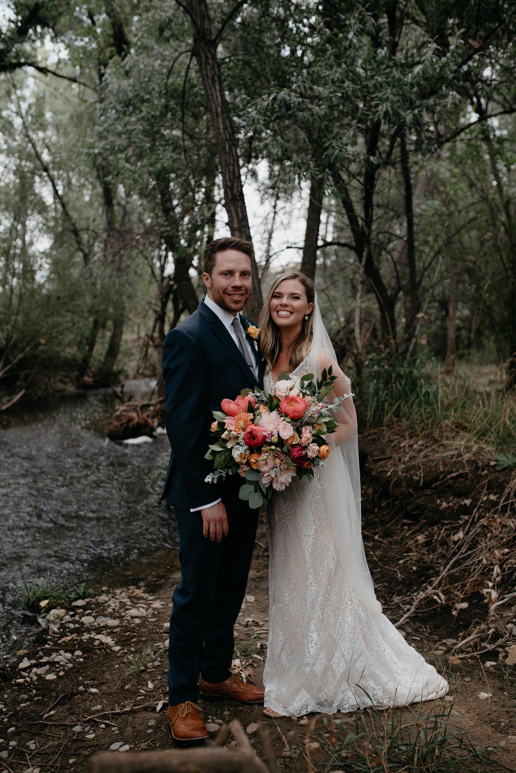 Colorado mountain wedding and elopement photography for adventurous couples.