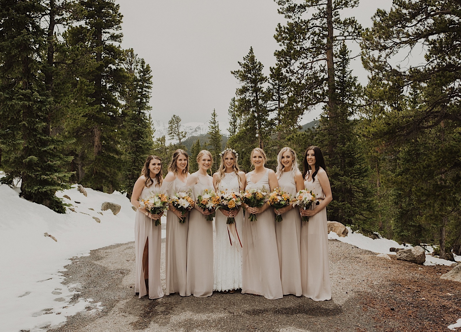 Blackstone Rivers Ranch Wedding, Colorado Wedding Photographer, Colorado Elopement Photographer, Colorado Mountain Wedding, Colorado Wedding Ideas, Colorado Wedding Inspiration, Destination Wedding in Colorado, Places to Elope in Colorado, Places to get married in Colorado, Boho Wedding Inspiration, Wedding Photography, Wedding ideas, Wedding Inspiration, Bridal Party Photos, Wedding party photos, bridesmaids photos, groomsmen photos, Bridesmaids bouquets, Bridesmaids dresses