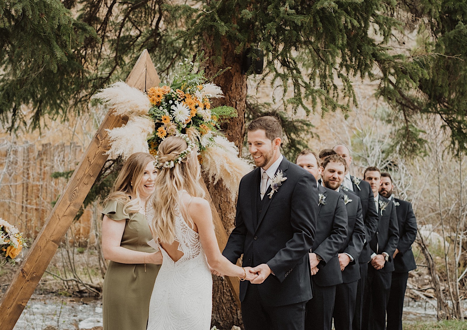 Blackstone Rivers Ranch Wedding, Colorado Wedding Photographer, Colorado Elopement Photographer, Colorado Mountain Wedding, Colorado Wedding Ideas, Colorado Wedding Inspiration, Destination Wedding in Colorado, Places to Elope in Colorado, Places to get married in Colorado, Boho Wedding Inspiration, Wedding Photography, Wedding ideas, Wedding Inspiration, Wedding Ceremony