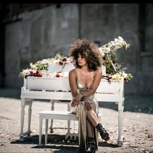 Kandace Springs  Nashville born artist Kandace Springs is a beautiful mix of Jazz & Soul. We worked with her on three of her music videos  'People Make the World Go 'Round ',  'Breakdown'  &  '6 8' .