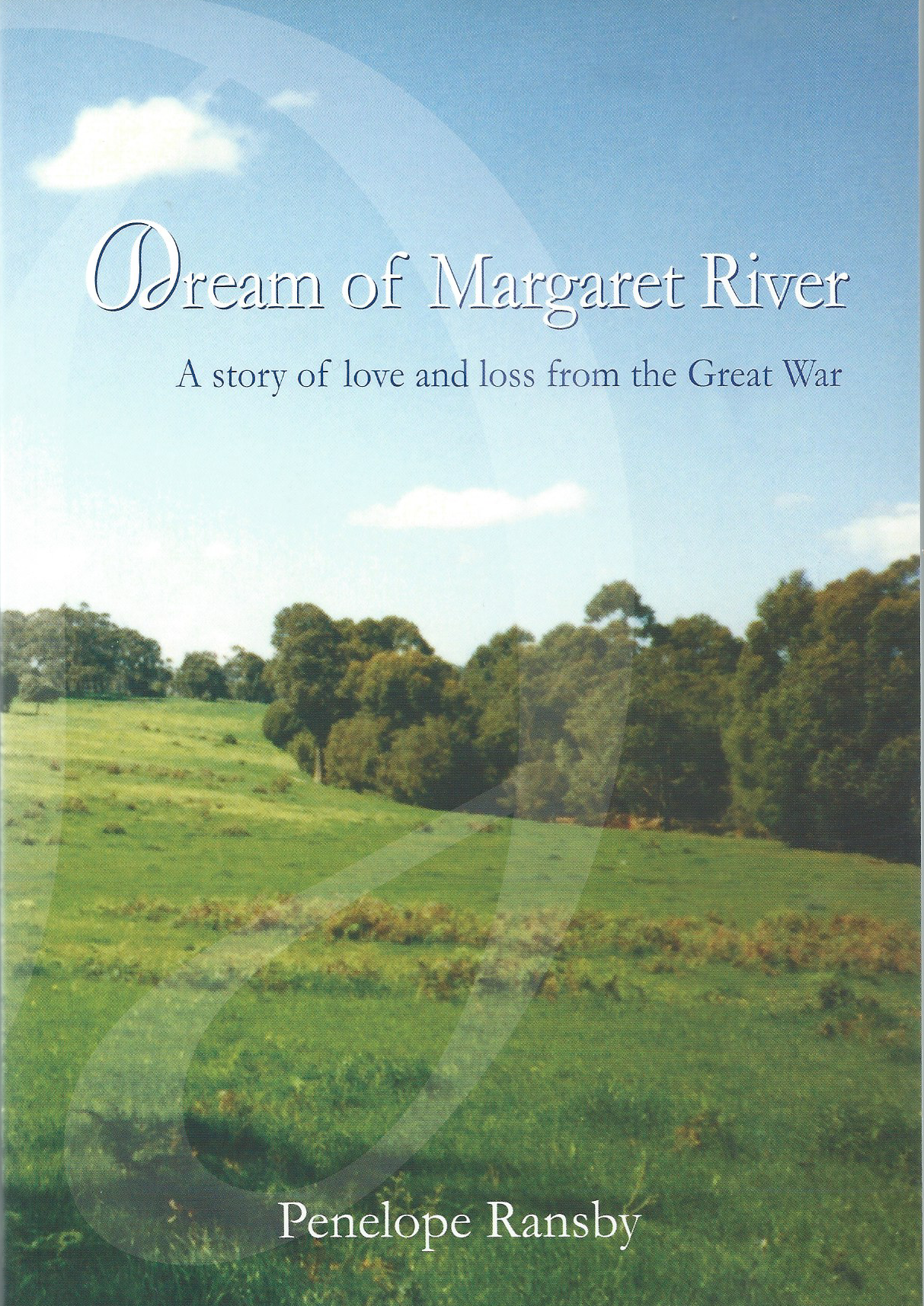 - Three young men started a farm at Margaret River when the south-west of Western Australia was being opened up to settlers in the early years of the last century. Life was hard in a pioneering community but Lance, Chris and Evelyn were optimistic and energetic and they loved it. Their future was full of promise. Then came the war. The Great War.This is their story.