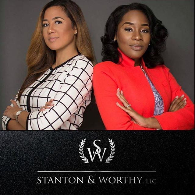 Our #WCW goes out to the two boss ladies, Nicole Stanton and Shannon Worthy, of the law firm, Stanton & Worthy. @stantonandworthy is one of Atlanta's premiere Bankruptcy firms devoted to helping their clients attain financial freedom.  Shannon is a #Spelman007 sister and our first and largest #07spelhousehc17 sponsor.  Nicole and Shannon - Thank you so much for your part in helping make our 10 Year Festivities a major success!  And if you're in need of a good lawyer, make sure you check them out! . . . . #Spelman #Lawyers #Attorneys #Bankruptcy #MinorityLawFirm #AtlantaLawyer #Sponsor #Ad #FinancialFreedom #WomenEntrepreneurs #Legal #LegalAdvice #SpelmanHomecoming #SpelhouseHomecoming #BlackLawyersMatter