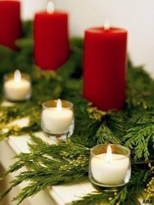 Christmas mantel candles.jpg
