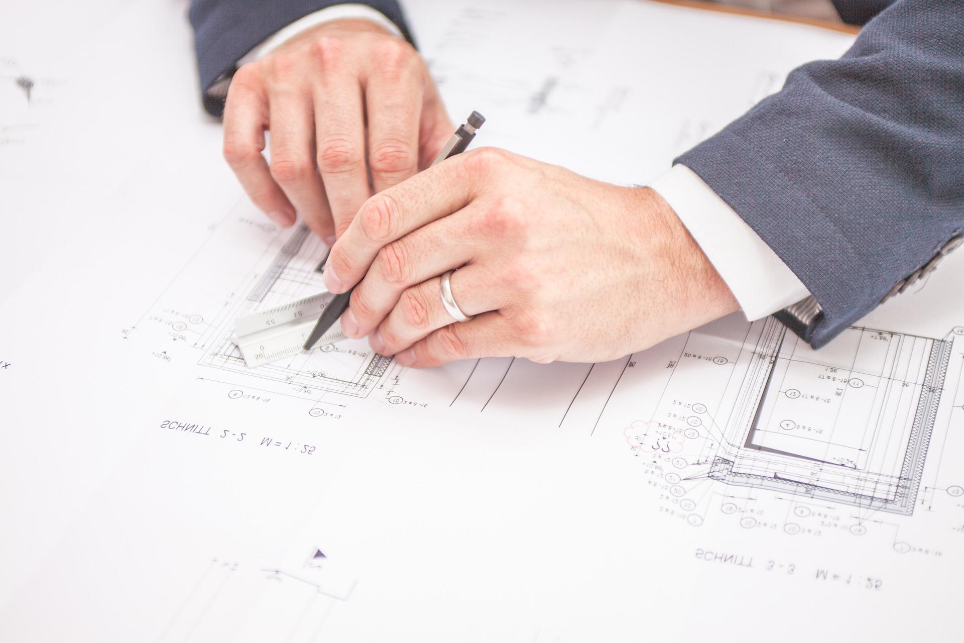 Architect Changing Plans