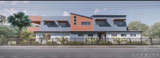 Conceptual design, custom home
