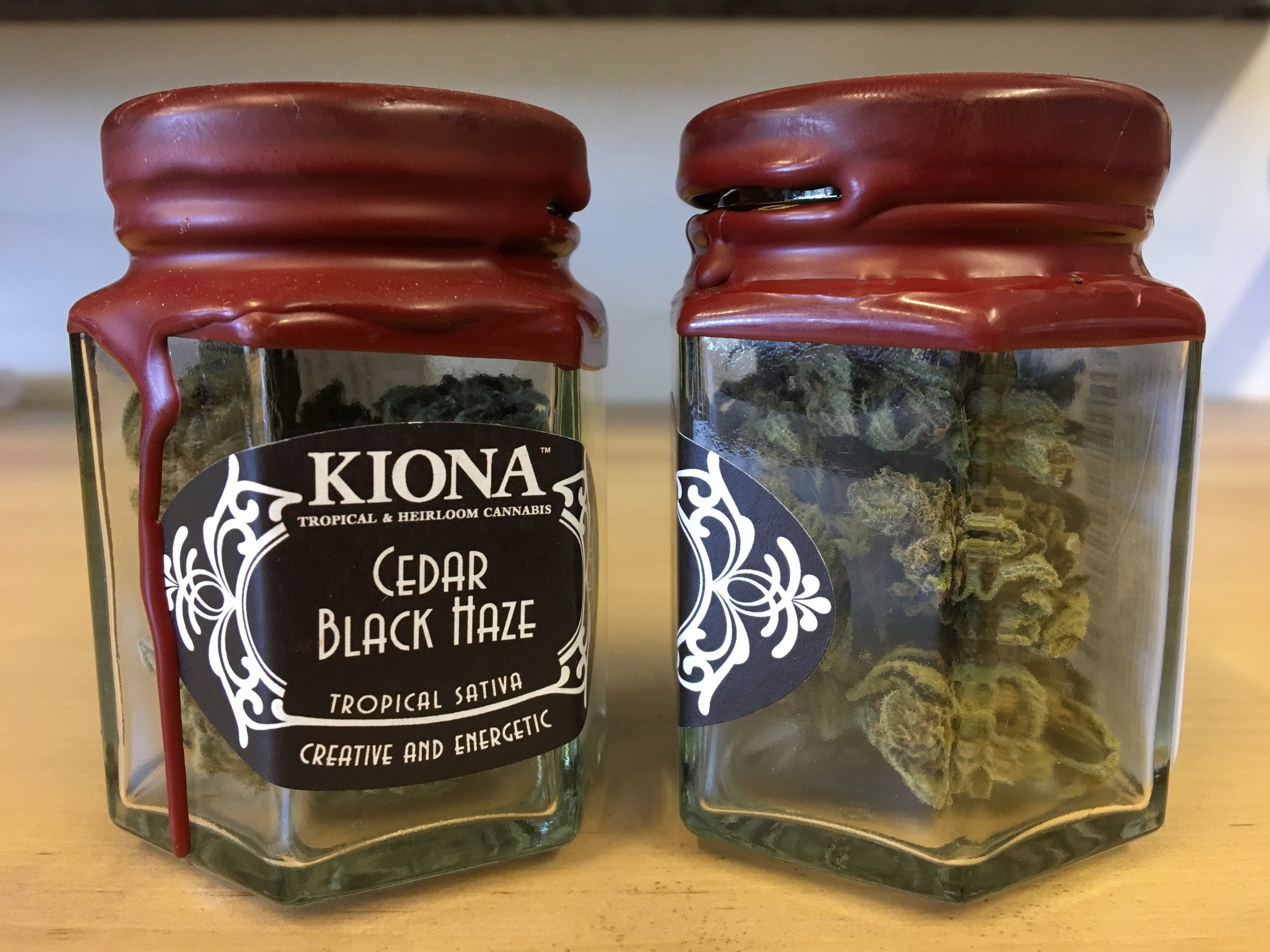 Cedar Black Haze by Kiona based in Benton City, Washington