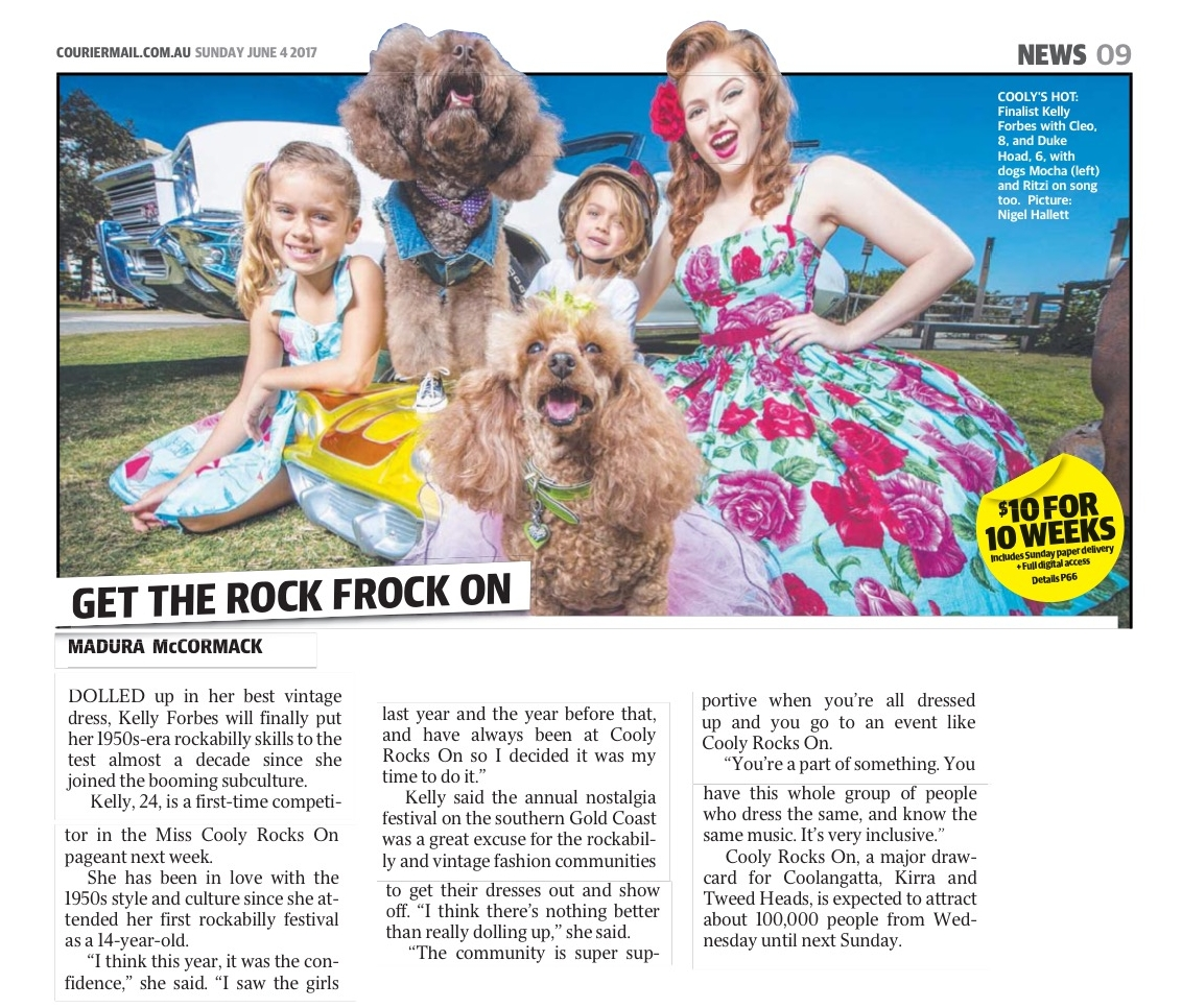 Sunday Mail June 2017