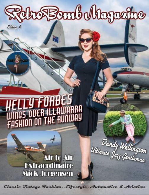 RetroBomb Magazine Edition 4
