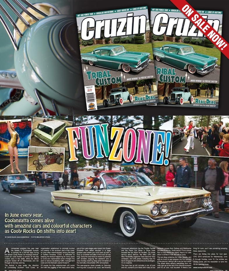 Cruzin Magazine #206
