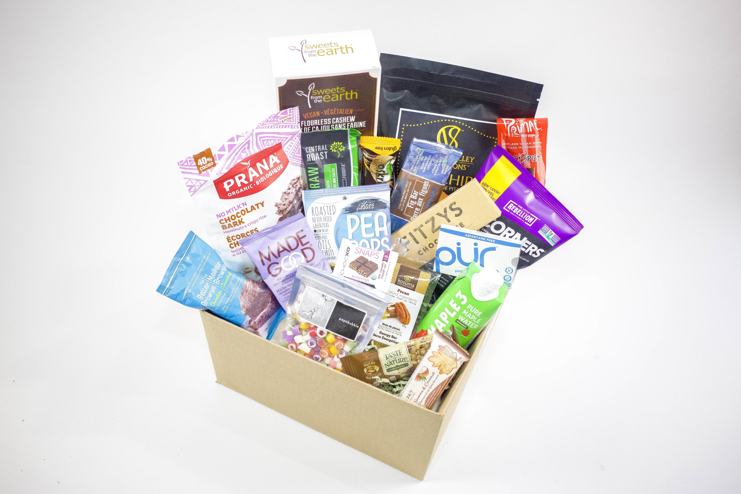 *An example of one our BIG.Vegan.Boxes!