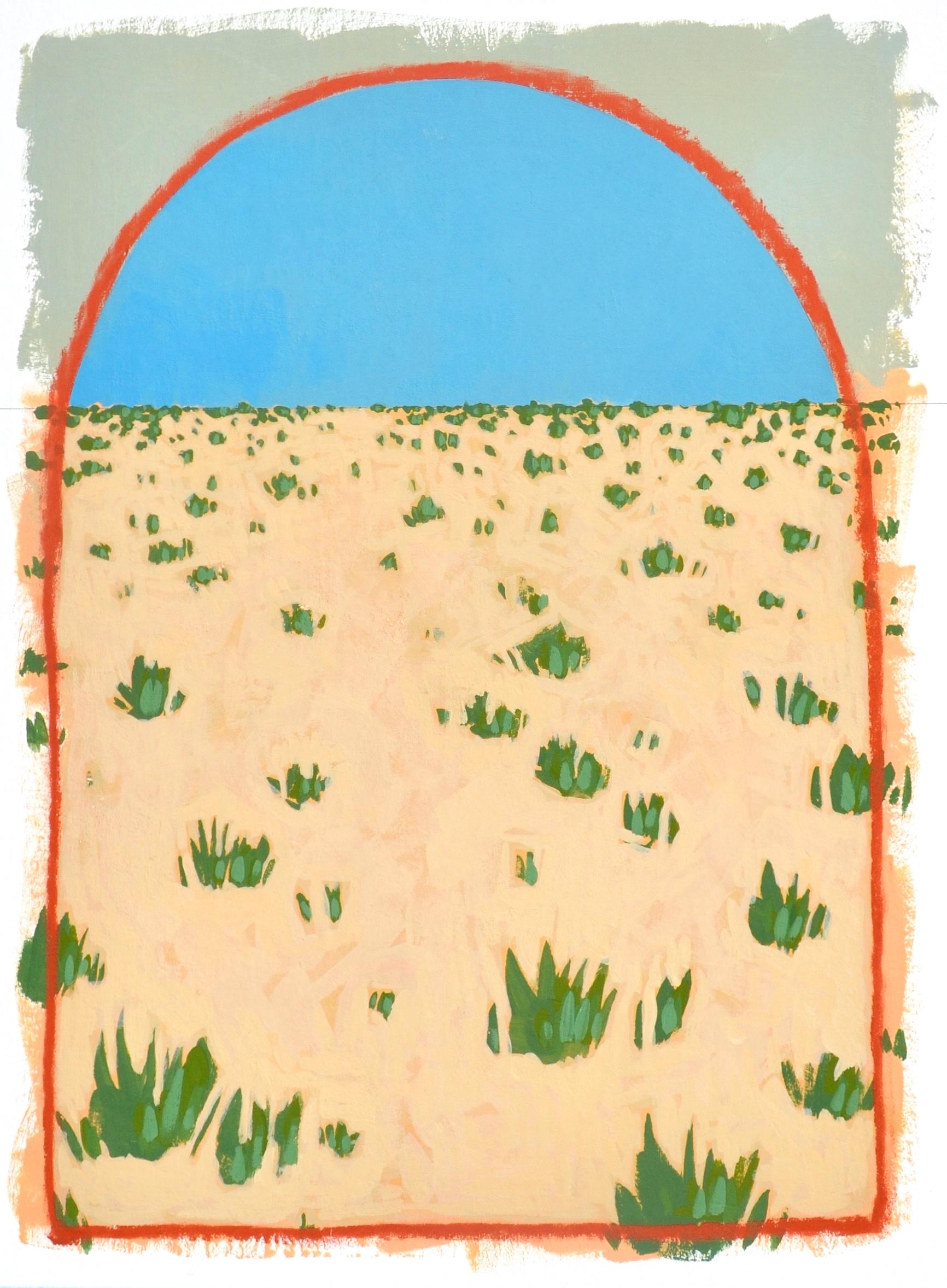Desert Diptych: High Heat (1 of 2)