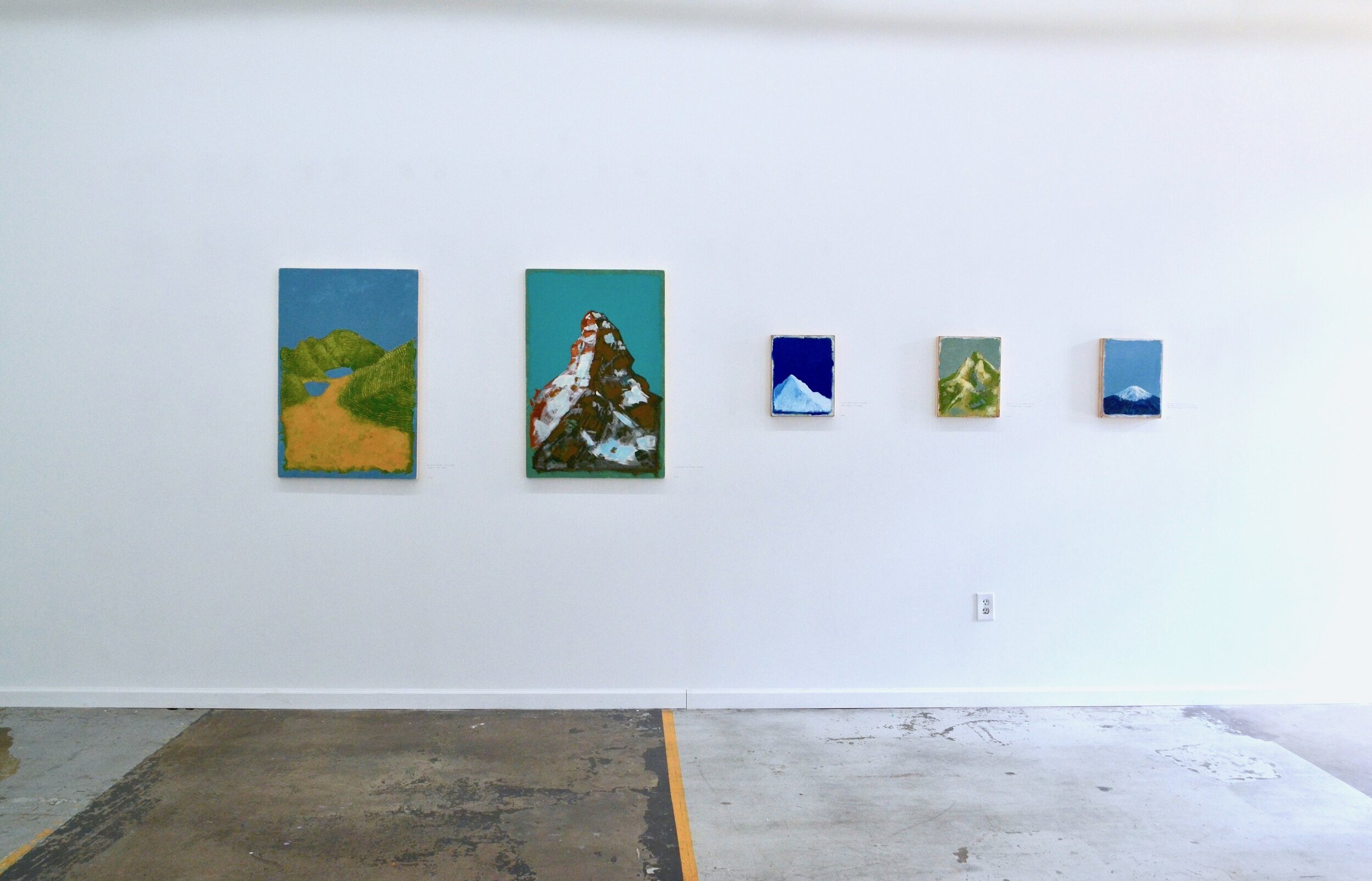 Trips to Dream Space (Art Room)