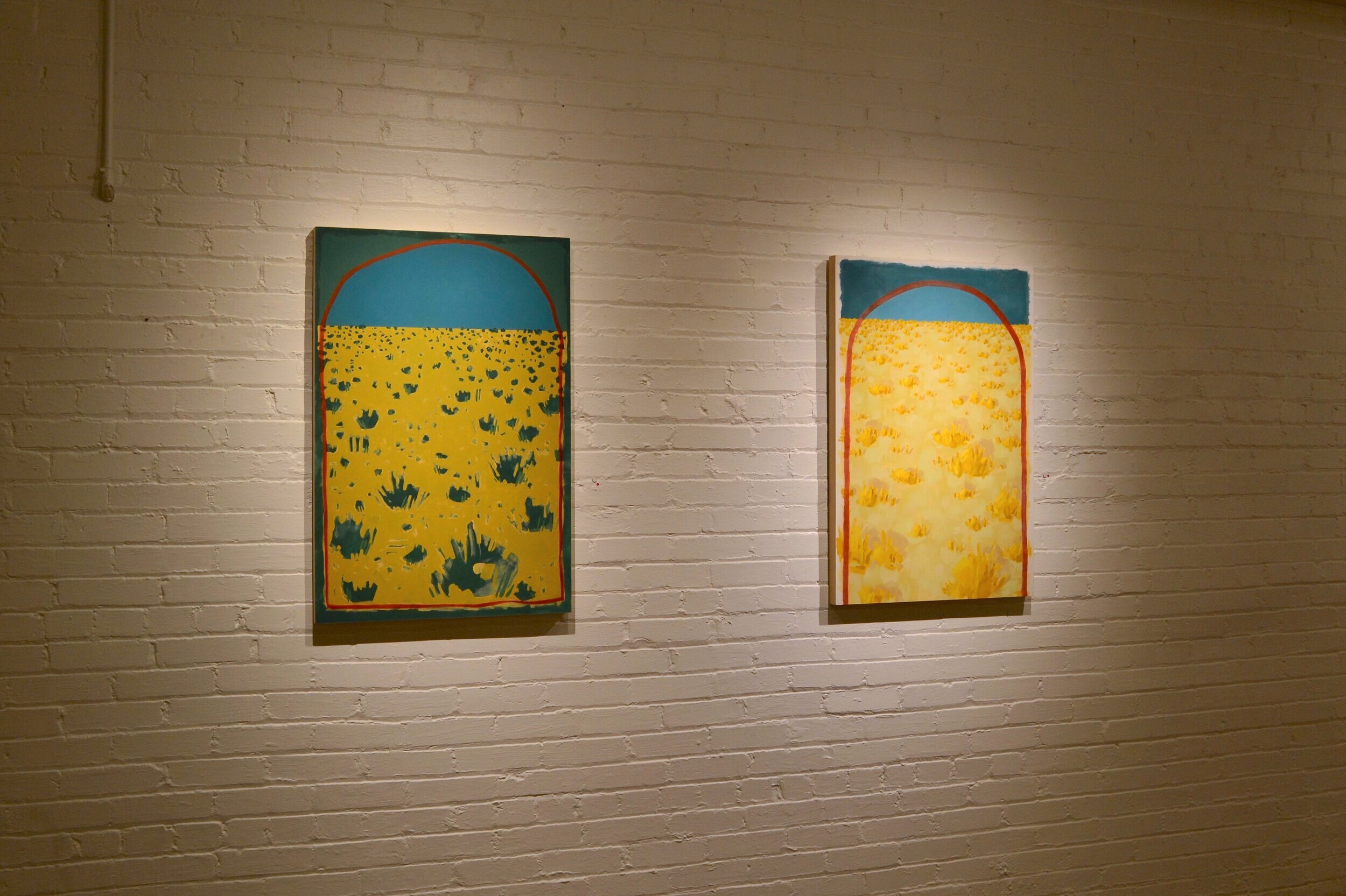 Desert: Over and Over (Artspace 111)