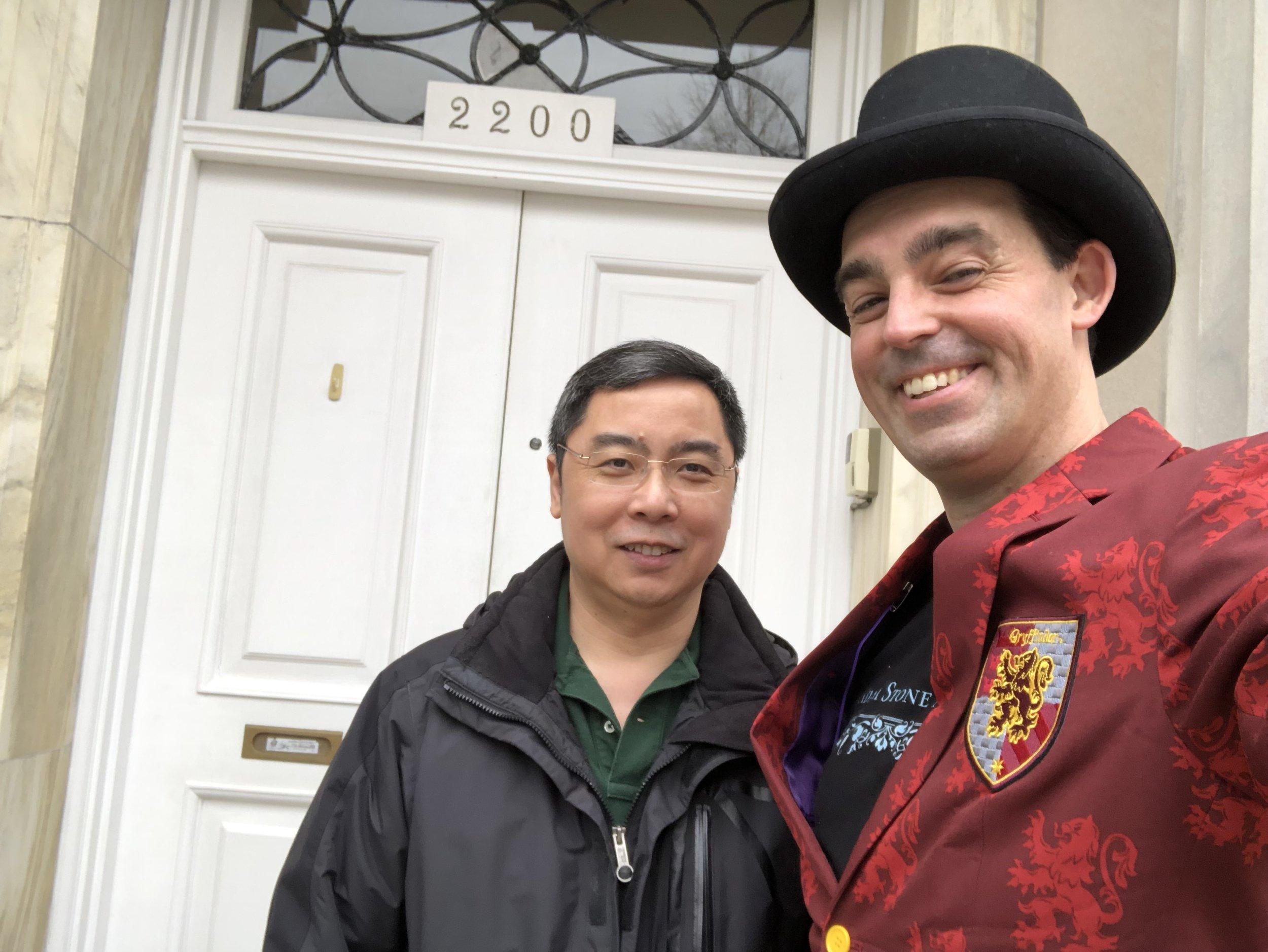 Minister Li Kexin