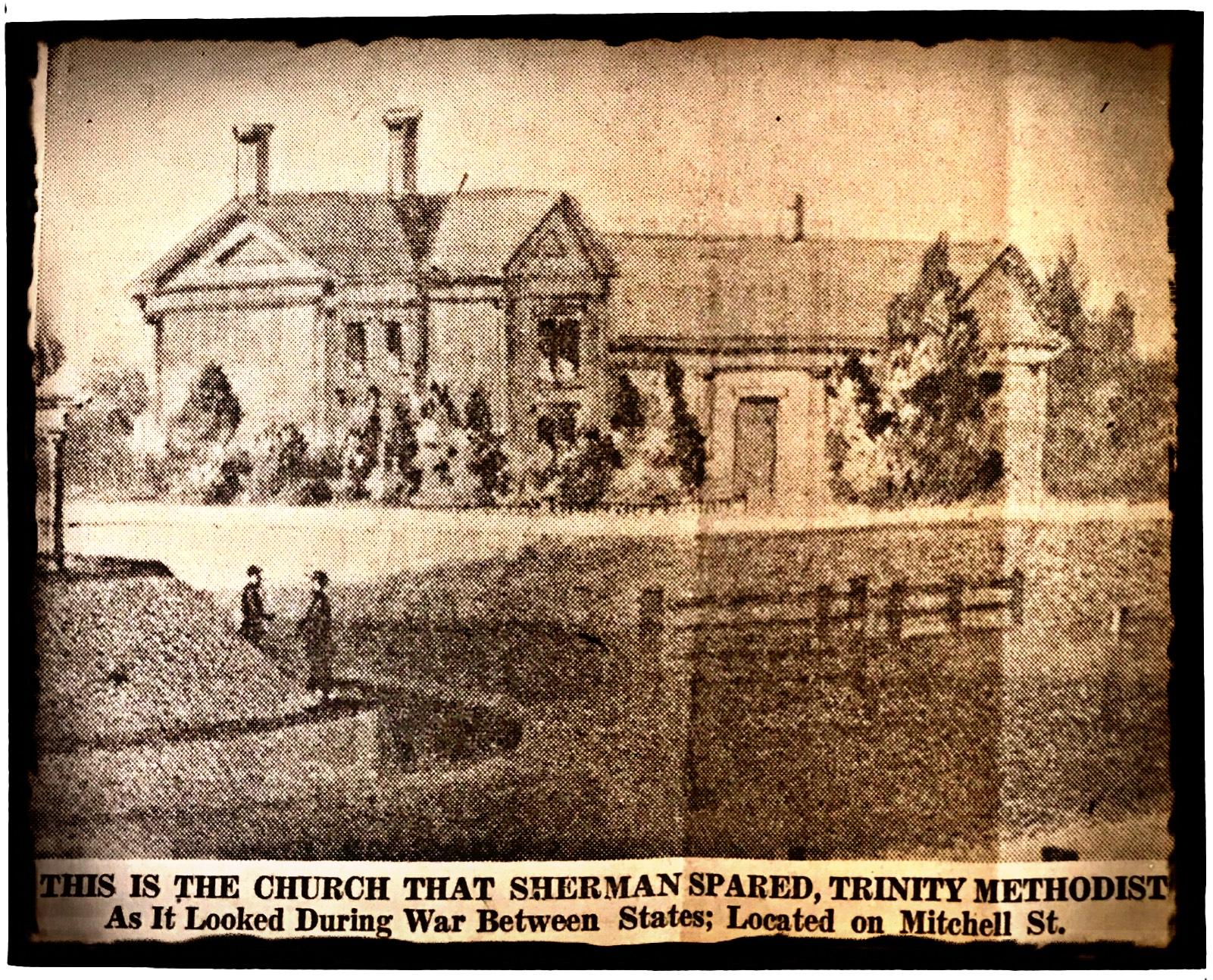 Original Trinity Methodist Church