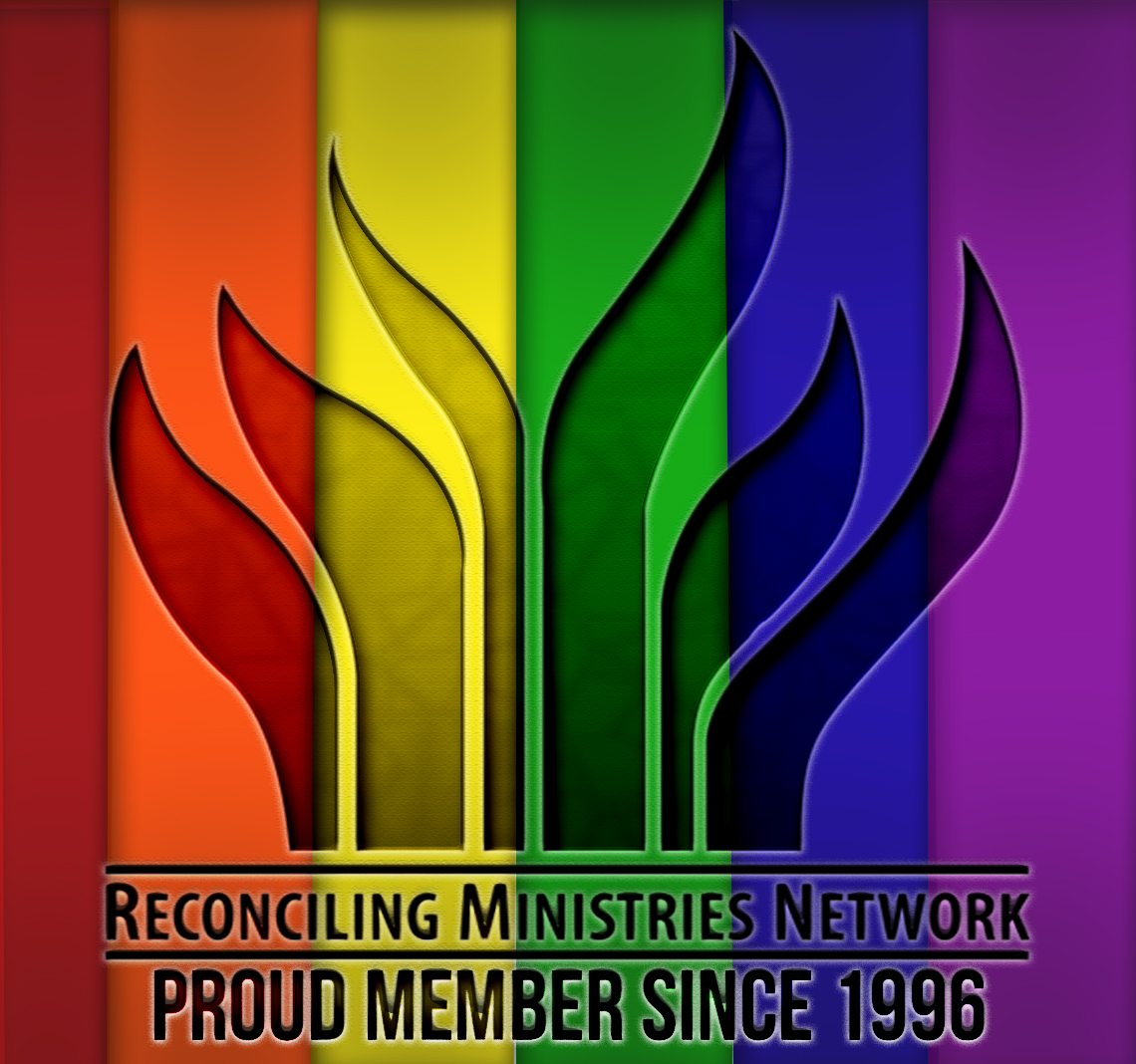 REconciling ministries network PROUD MEMBER SINCE 1996