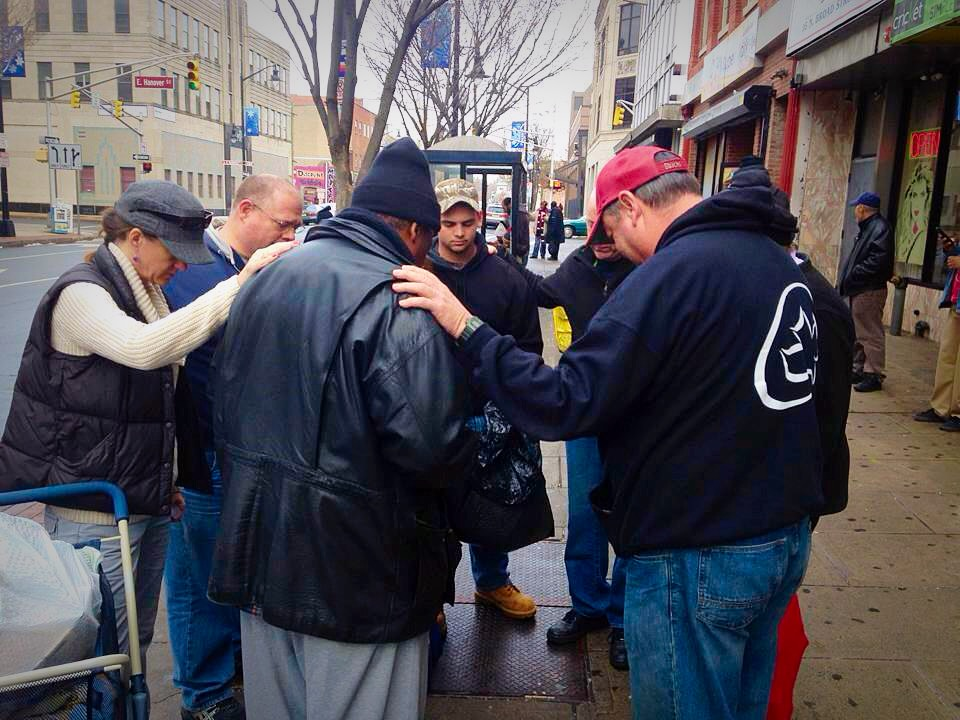 Street Witnessing - 1st & 3rd Saturday of the month | 11am - 1pm
