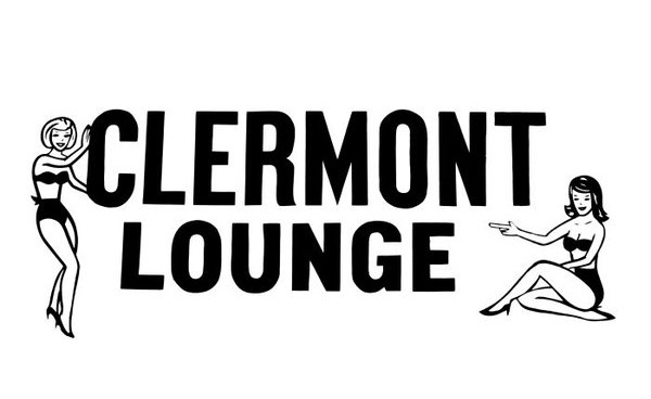 Yup, that's right. THE infamous Clermont Lounge. Don't miss out on the show of a lifetime. Pacifico, The Menders, and lots 'n'lots of fun. May 31. Be there or be square.   See all other upcoming shows