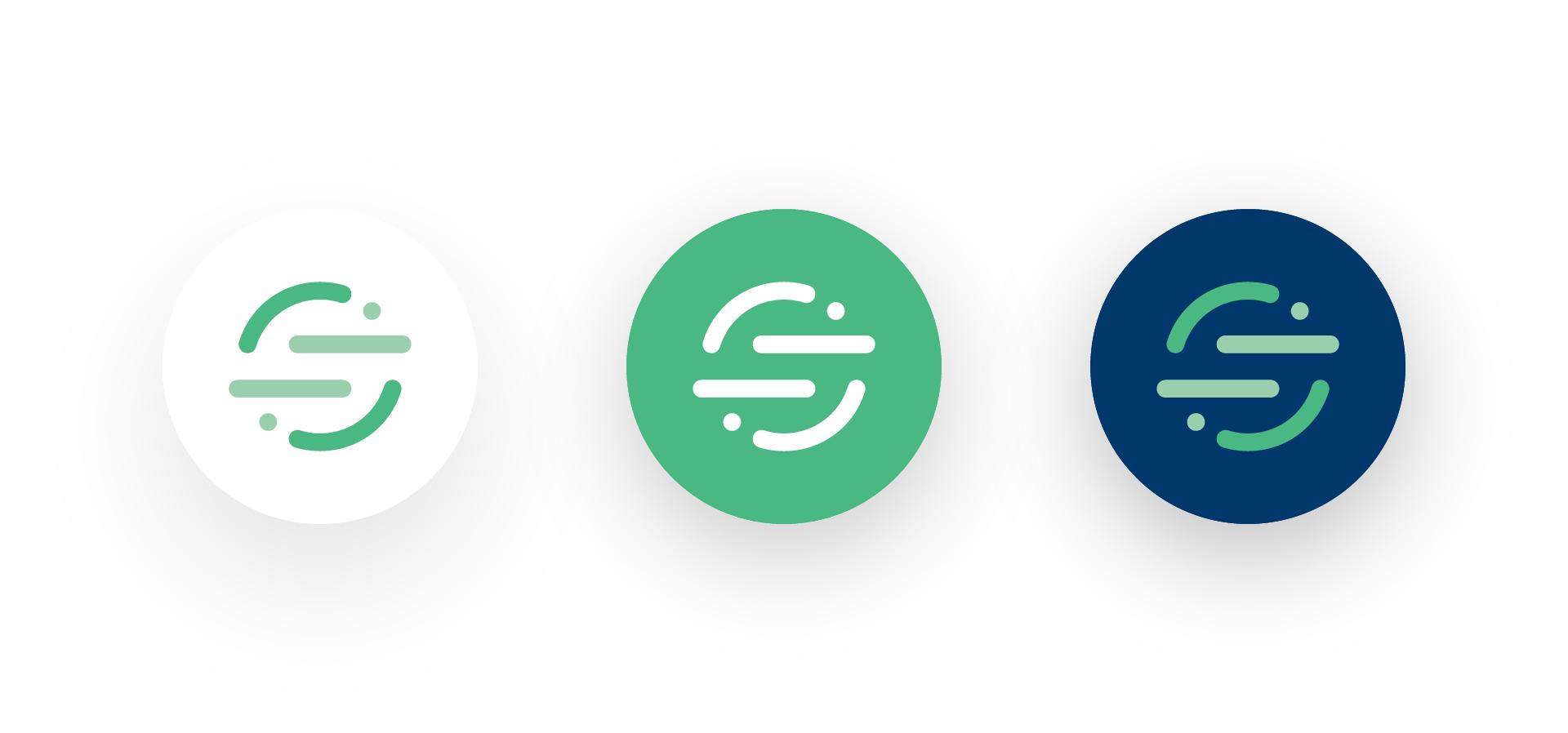 Segment logomark - Static and animated versions
