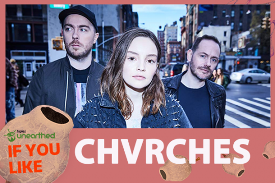 FEATURE: Triple J Unearthed - Yr Unearthed pal Elsa Silberstein has found five new Australian acts on Unearthed you'll love If You Like CHVRCHES. Fresh discoveries and hot song nuggets await u… (read more)