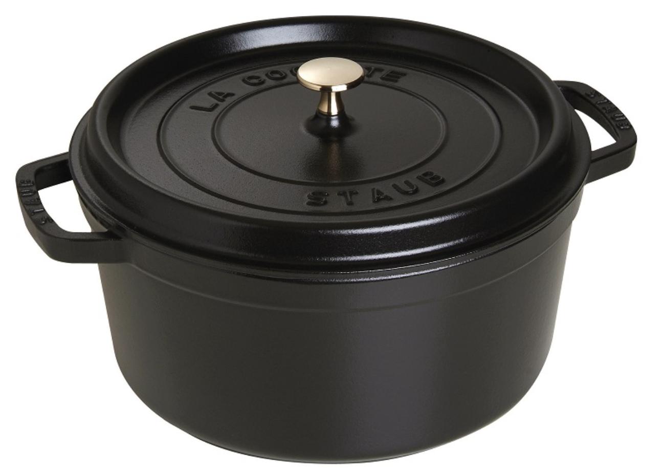 Staub Round Cocotte  $279 CAD