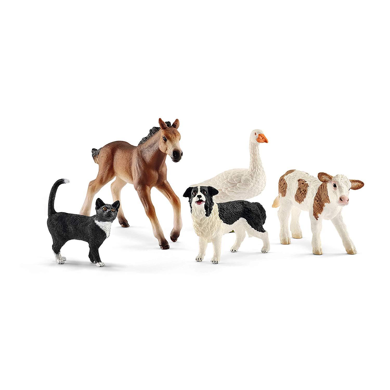 Schleich Farm Animals $18.99