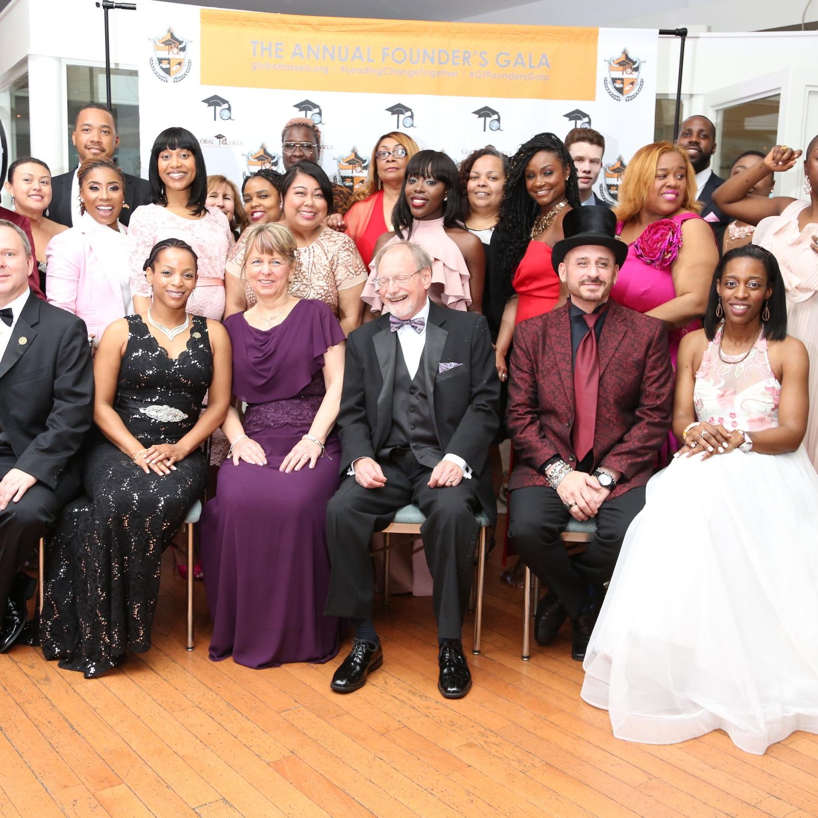 4th Annual Founder's Gala Global Tassels