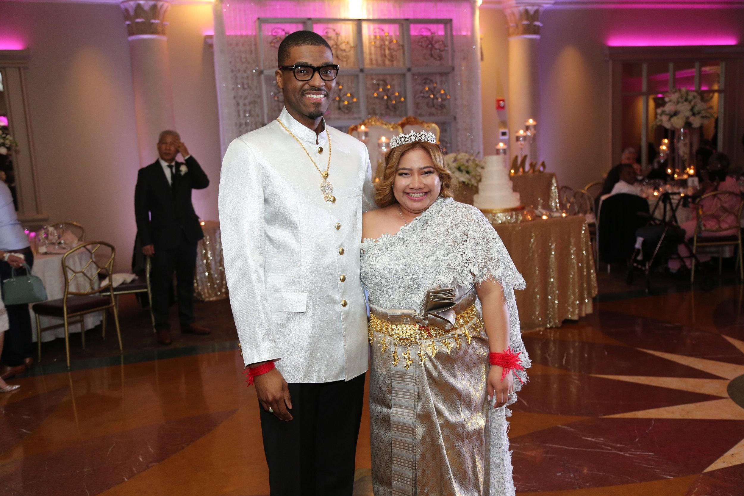 Mr. & Mrs. Bryant Lee Wedding 4718
