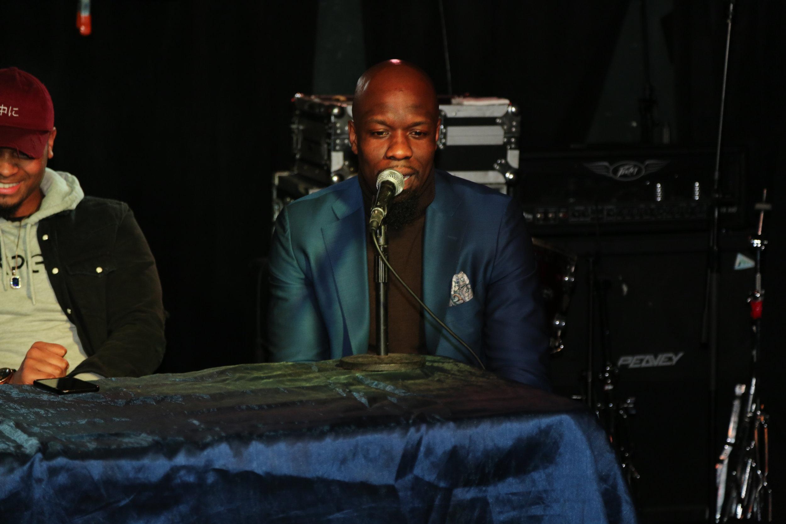 THE DJ CLINIC/ PANEL 4-8-18