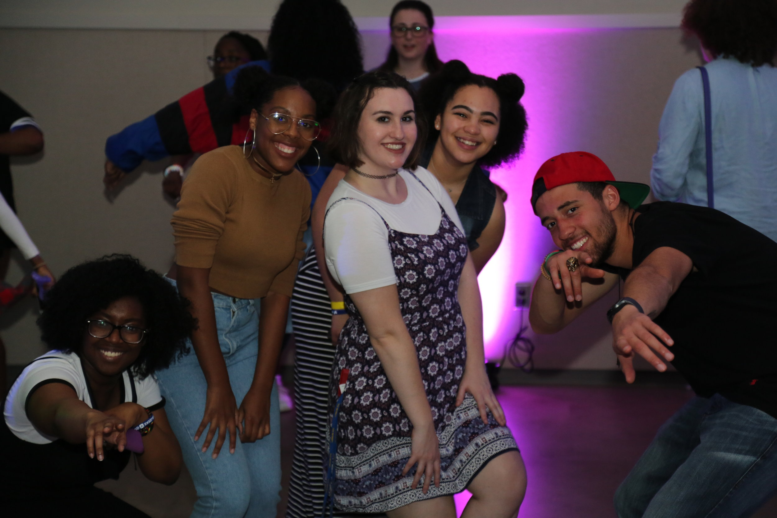 PACE 90'S PARTY BSU PLEASANTVILLE 4/29/2018