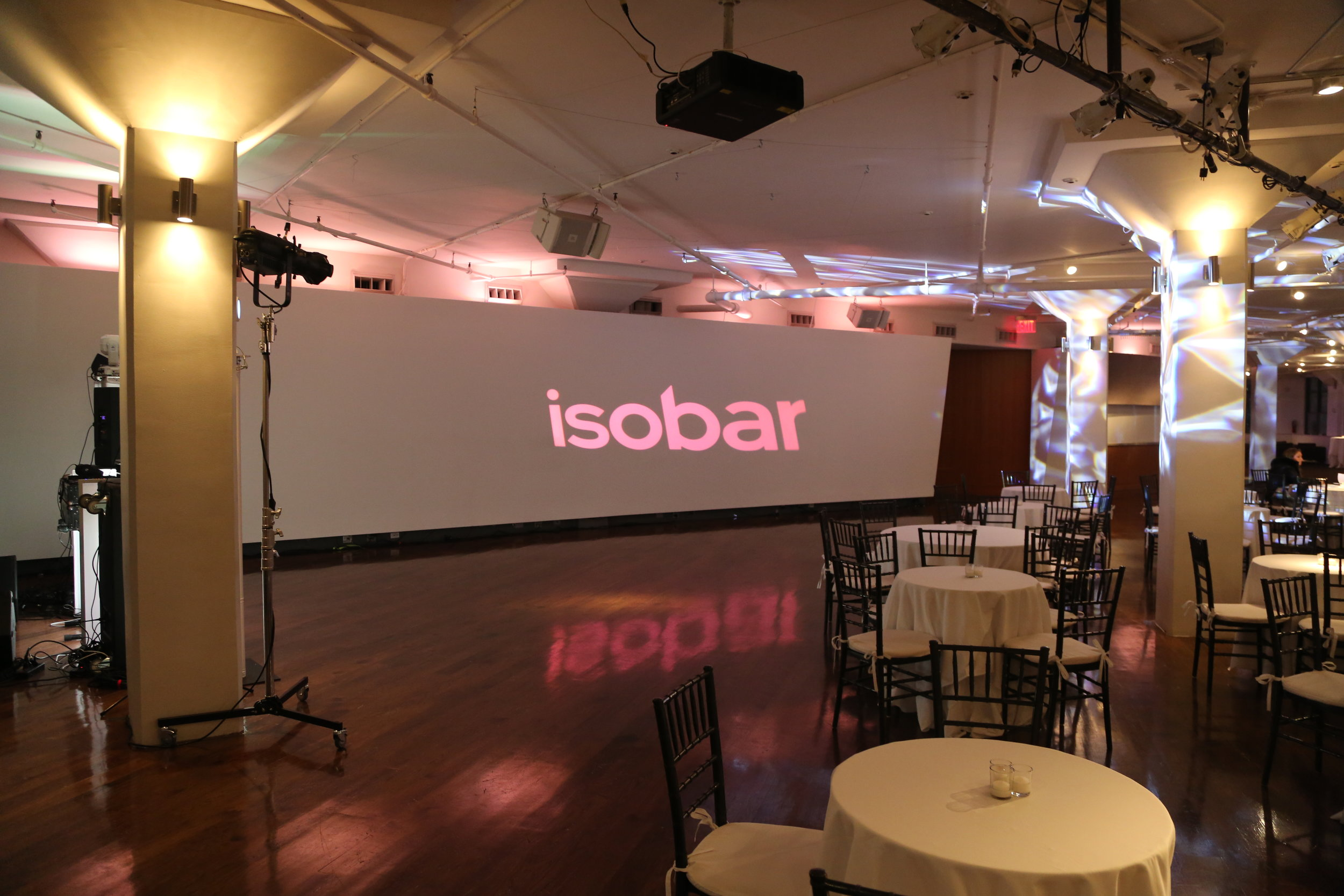 isobar Holiday Party 2017