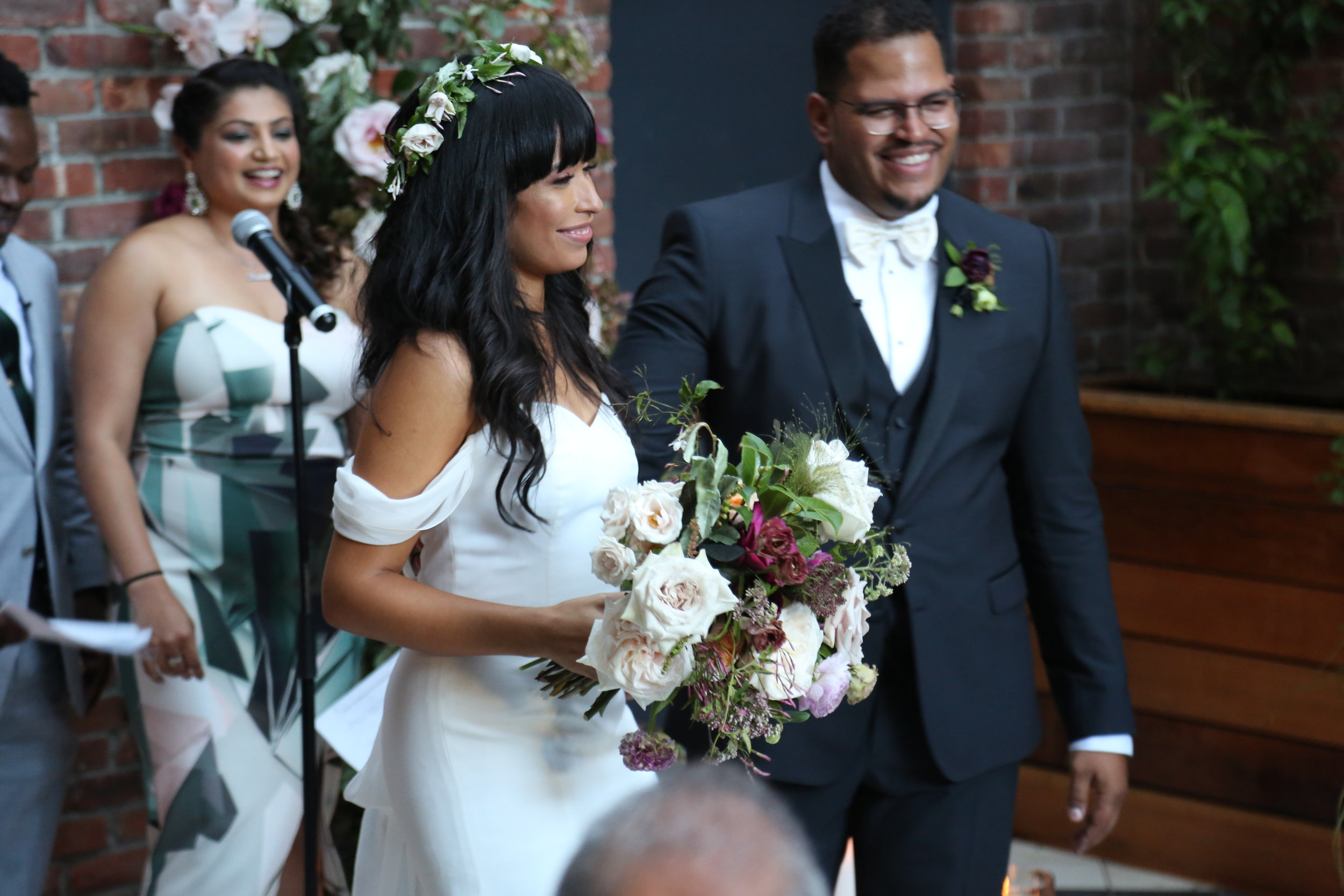 JASON CRISPIN &. VANESSA DIAZ WEDDING