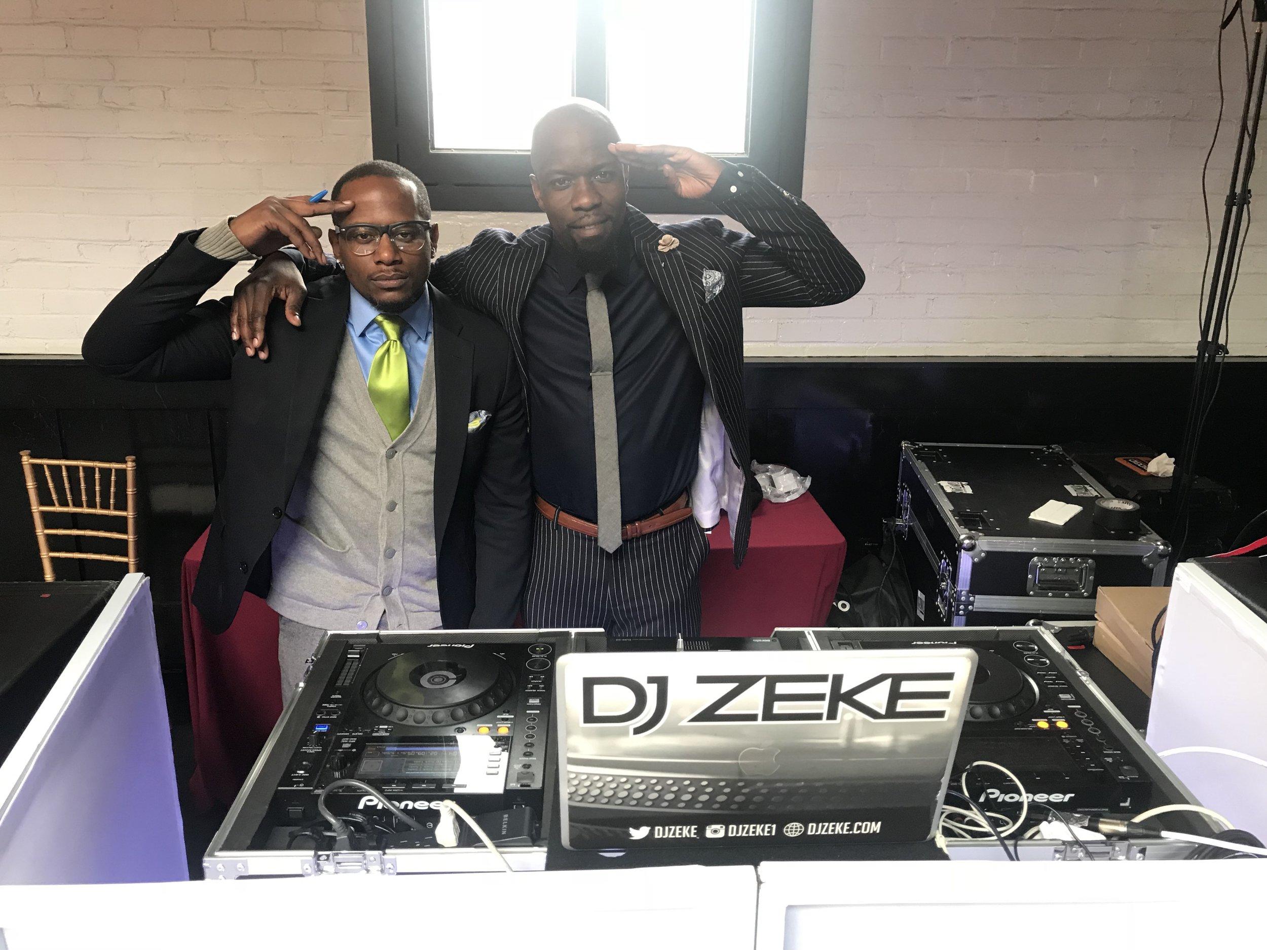 Mr. & Mrs. White Recap Video (DJ Zeke Entertainment LLC) 10/28/18