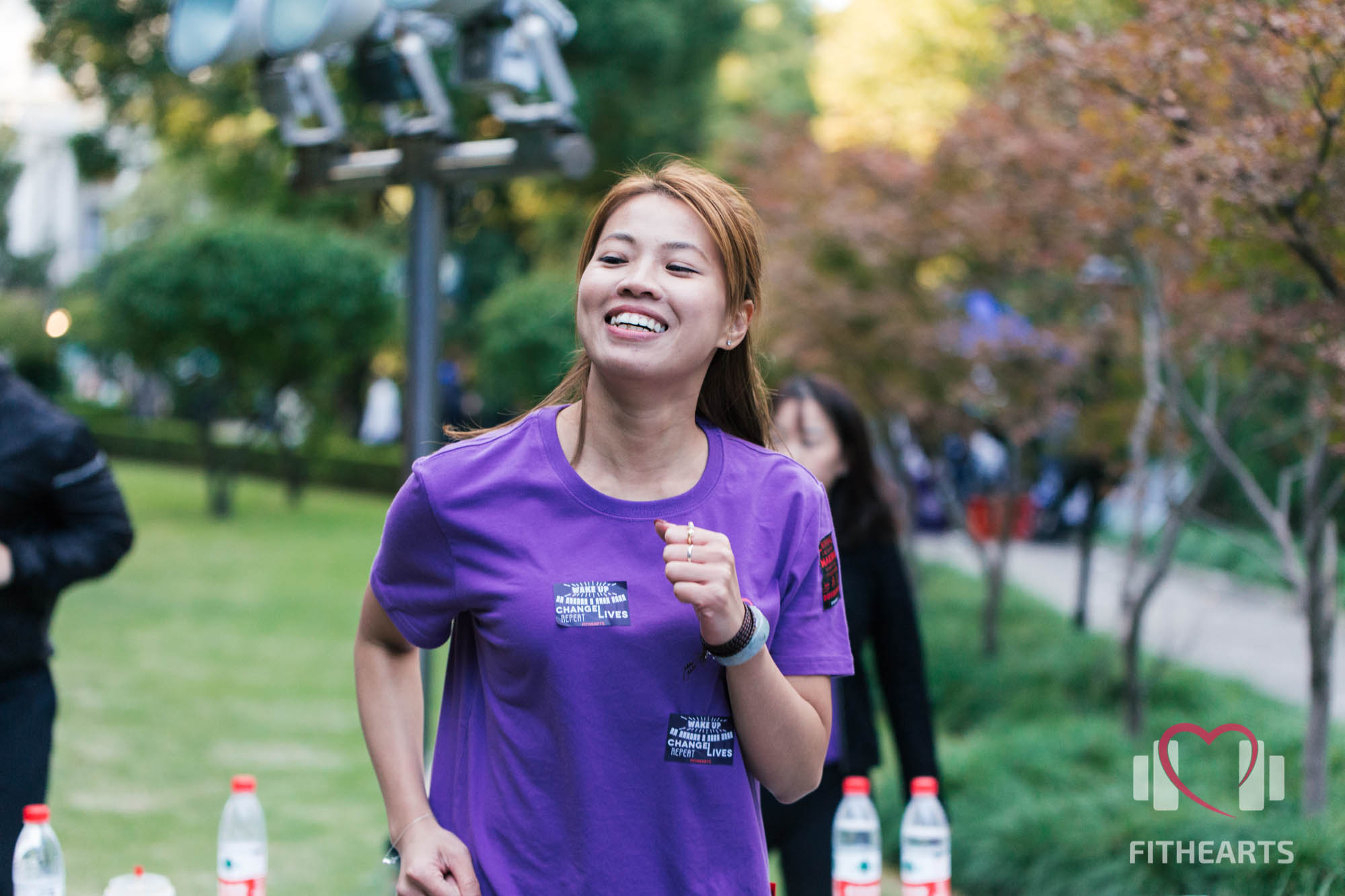 KIM CHEUNG, Operations  Chinese born, food lover, cooking chef by passion, sport and fitness enthusiasts, you will always find on her face a big smile with dimples.