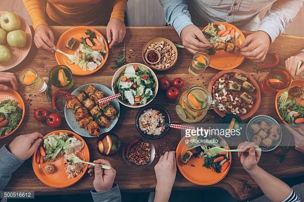 nutritious meals @ warhol café. -