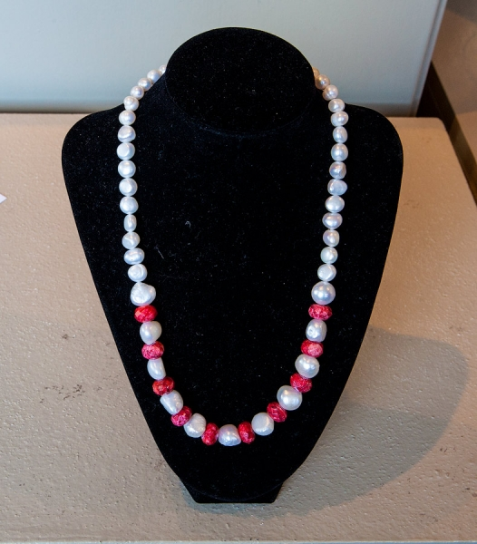 Jewelry created by Carolyn