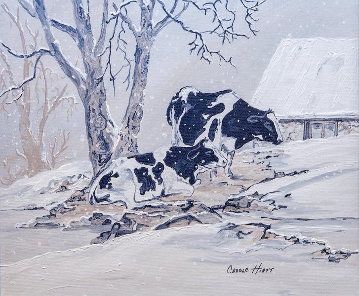 The Girls by Carole Hiatt | $125