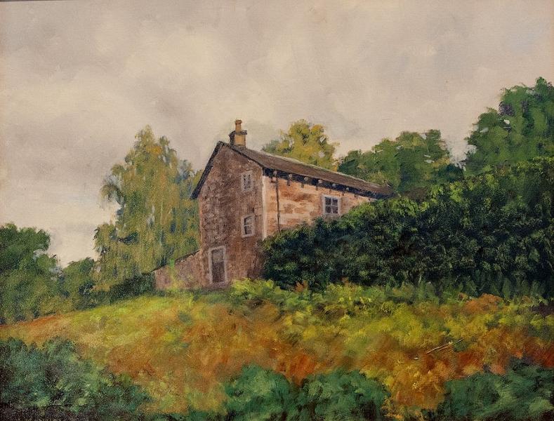 Stone House by Jarrold Kinney | $360