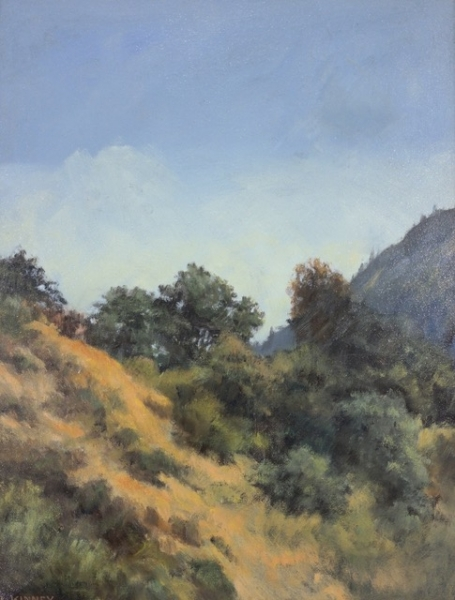 Up Yakson Canyon by Jerrold Kinney | $320