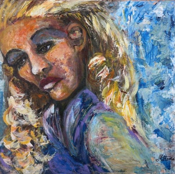 Steel Away by Martha Florez | $200