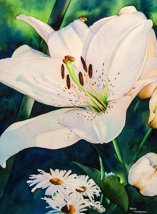 """Lily White"""
