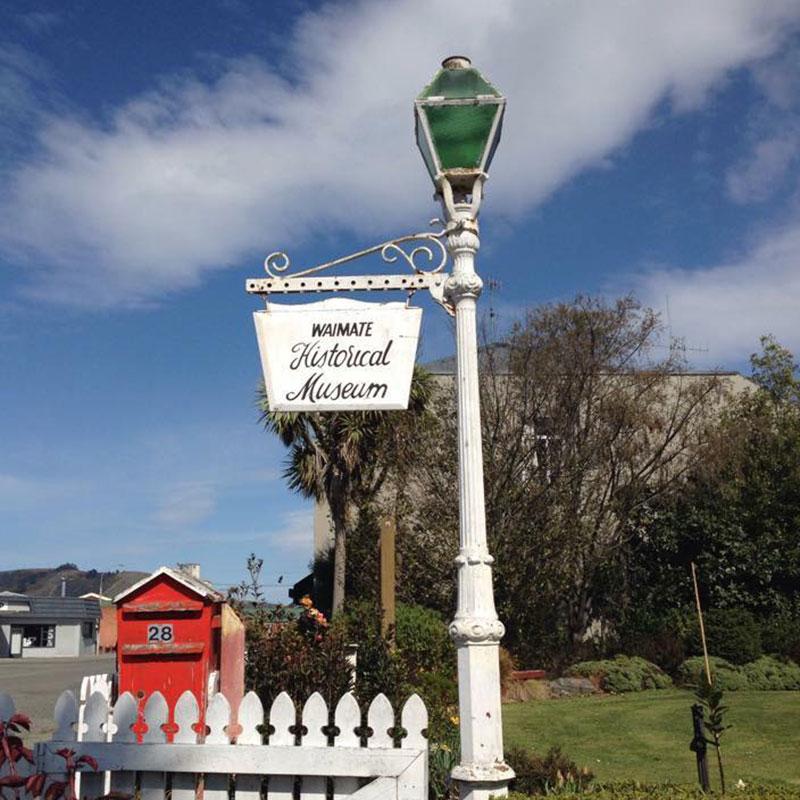 Historic walks, Waimate New Zealand