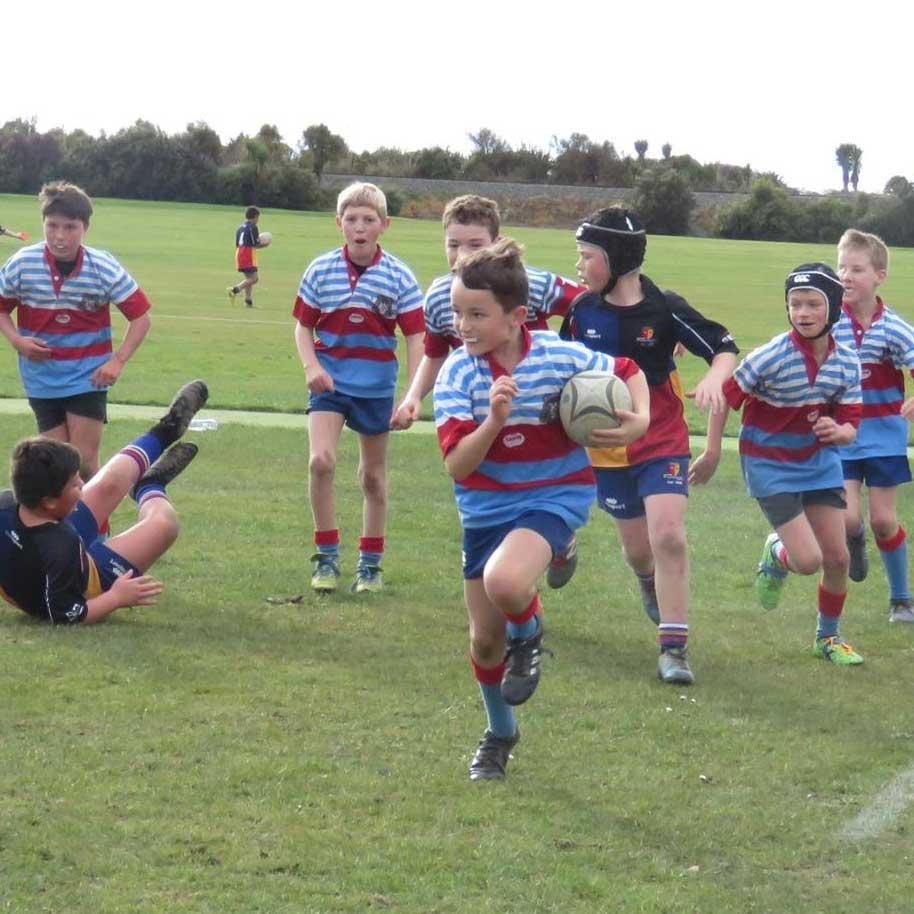 Junior rugby - FIND US ON FACEBOOK
