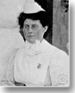 Nurse Marion Brown